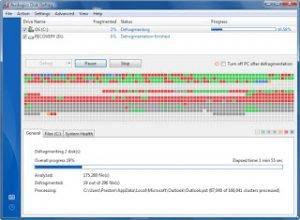 Auslogics Disk Defrag – Ücretsiz disk birleştirme yazılımı