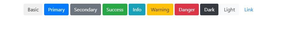 Bootstrap ile renkli buton nasıl oluşturulur?