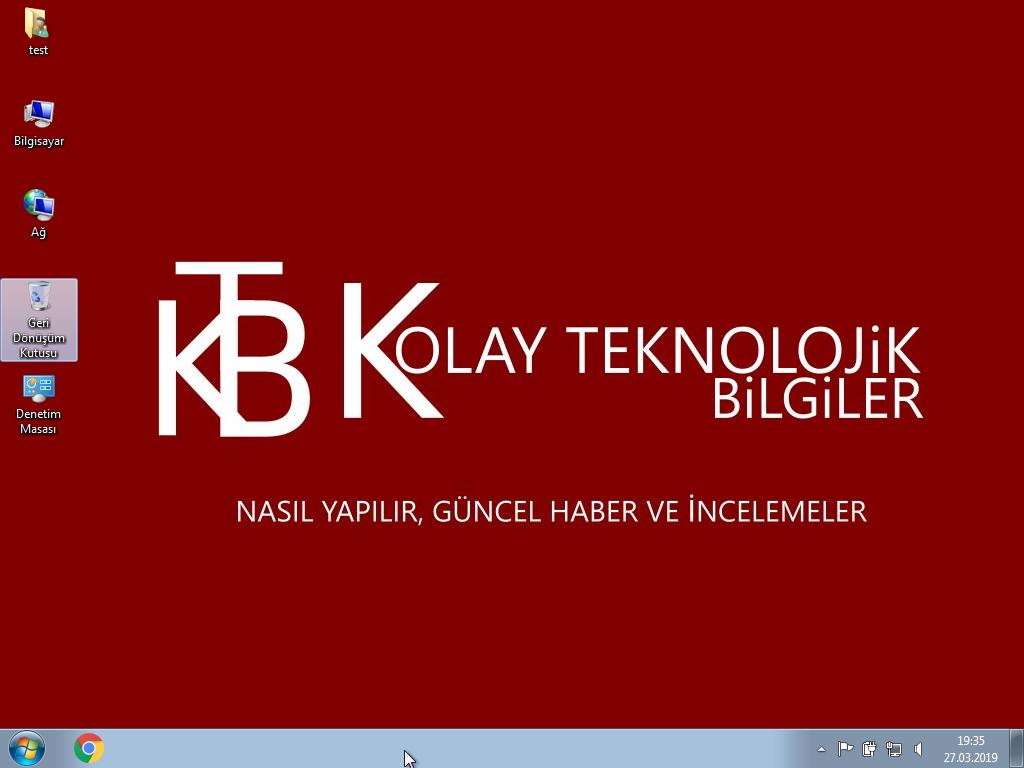 İngilizce google chrome nasıl türkçeye çevirilir?