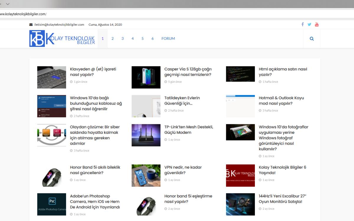Microsoft Edge için faydalı kısayollar