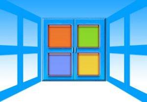 Windows 7 masaüstü simgelerini nasıl küçültüp büyütebiliriz?
