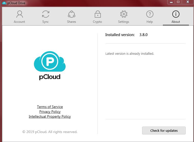 Pcloud – Bulut yedekleme – Google Drive Alternatifi