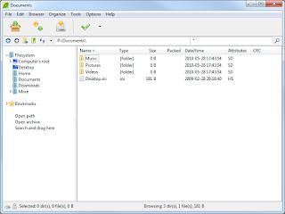 Ücretsiz Sıkıştırma Programı Peazip 6.3