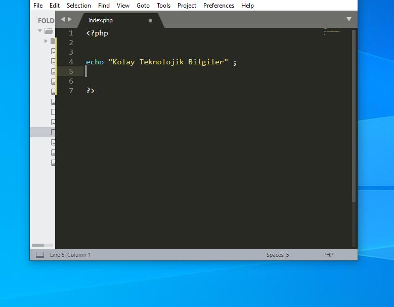 Mysql veritabanına phpmyadmin ile tabloya yeni sütun eklemek